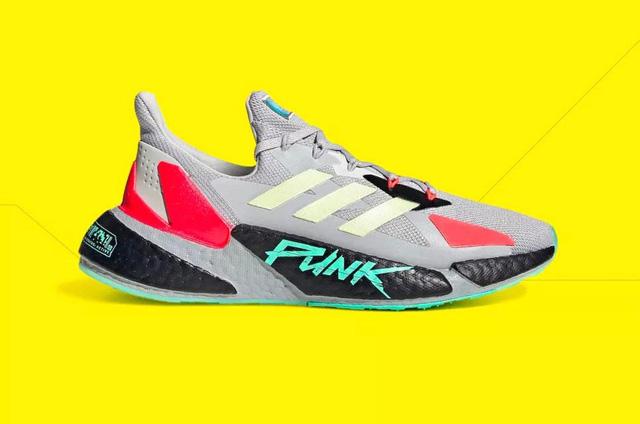 Adidas ra mắt giày cho game thủ Cyberpunk 2077 - Ảnh 1.