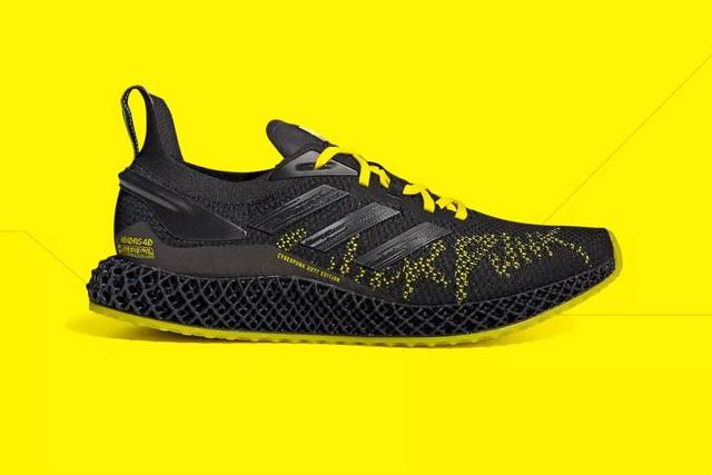 Adidas ra mắt giày cho game thủ Cyberpunk 2077 - Ảnh 2.