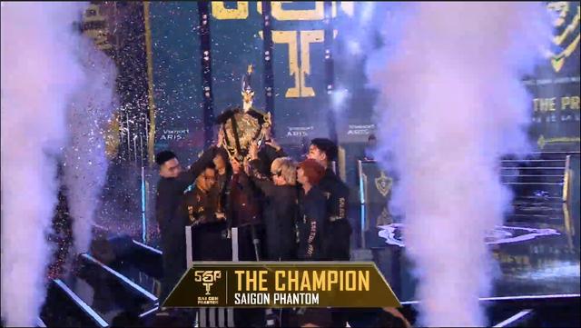 Đánh bại BOX Gaming, Saigon Phantom đăng quang ĐTDV mùa đông 2020 đầy thuyết phục - Ảnh 4.