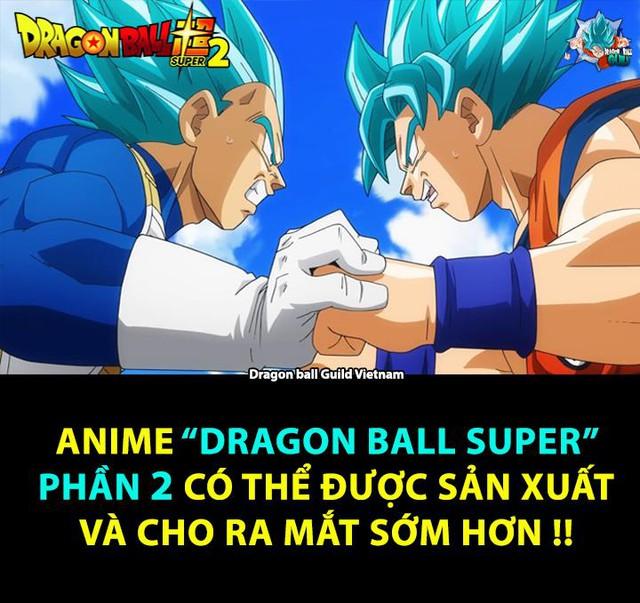 Đã đến lúc Toei phải thúc gà vàng đẻ trứng, anime Dragon Ball Super phần 2 có thể sẽ ra mắt sớm - Ảnh 1.