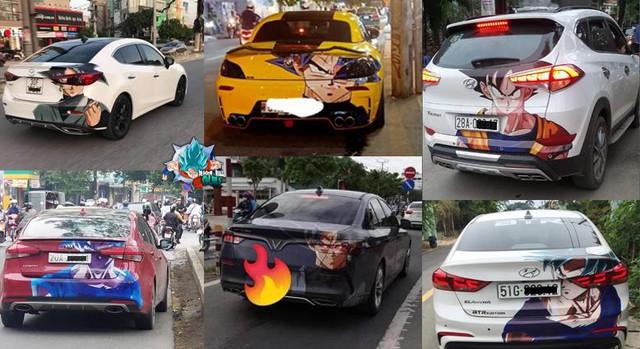 (Nguồn ảnh: fanpage Dragon Ball Guild Vietnam)