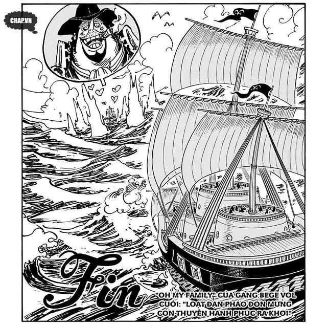 Chờ dài cổ để đợi One Piece 995, cùng soi những chi tiết thú vị nằm trong chap 994 cho đỡ chán nào! - Ảnh 1.