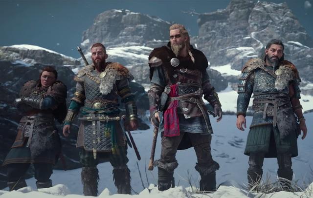 Đánh giá sớm Assassins Creed Valhalla: Game nhập vai đỉnh nhất 2020 là đây - Ảnh 1.