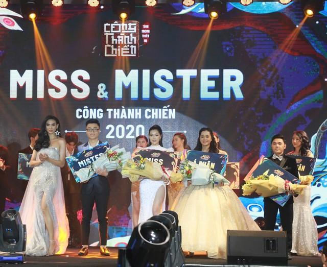 Đêm chung kết của cuộc thi Miss & Mister VLTK 15 - Hấp dẫn, gay cấn và ngập tràn cảm xúc - Ảnh 13.