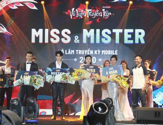 Đêm chung kết của cuộc thi Miss & Mister VLTK 15 - Hấp dẫn, gay cấn và ngập tràn cảm xúc - Ảnh 15.