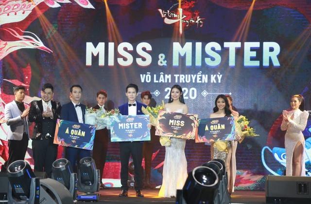 Đêm chung kết của cuộc thi Miss & Mister VLTK 15 - Hấp dẫn, gay cấn và ngập tràn cảm xúc - Ảnh 10.
