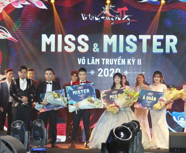 Đêm chung kết của cuộc thi Miss & Mister VLTK 15 - Hấp dẫn, gay cấn và ngập tràn cảm xúc - Ảnh 11.