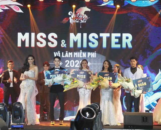 Đêm chung kết của cuộc thi Miss & Mister VLTK 15 - Hấp dẫn, gay cấn và ngập tràn cảm xúc - Ảnh 12.