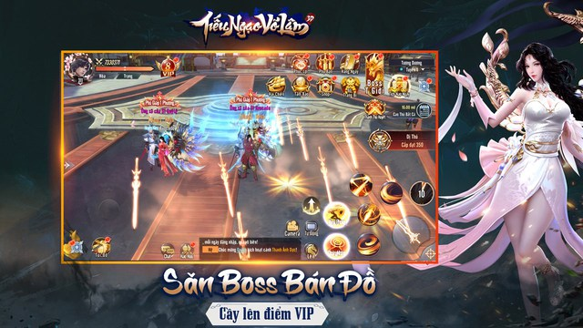 Tiếu Ngạo Võ Lâm sẽ chính thức ra mắt Photo-1-1606801286417565032761