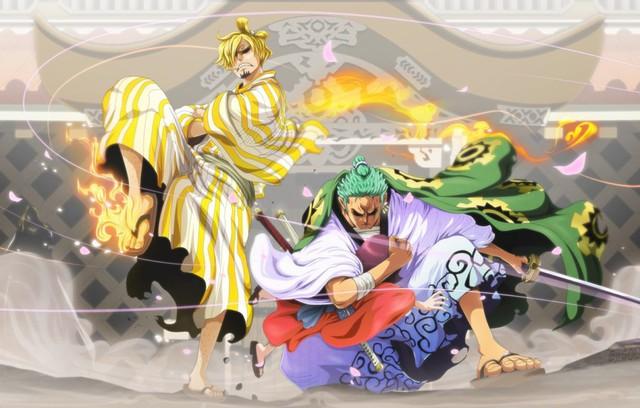 One Piece chap 997: Sanji có thực sự là con ghẻ trong lòng Oda? - Ảnh 1.
