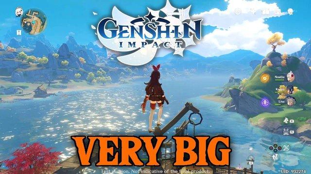 Dung lượng Genshin Impact trên mobile có thể lên tới 30GB Photo-3-1606795171663615965045