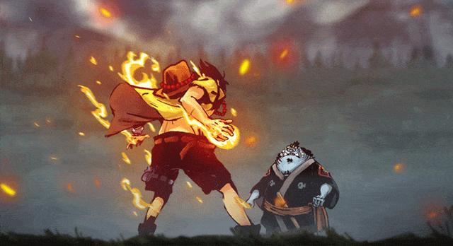 Hỏa Quyền Ace và hành trình của chàng thanh niên thích ăn hành nhất One Piece, đời người không ai may mắn được mãi - Ảnh 6.