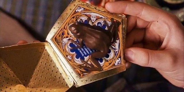 Ếch chocolate và 10 món ăn cực độc khiến nhiều người kinh hồn bạt vía trong thế giới phù thủy Harry Potter - Ảnh 3.