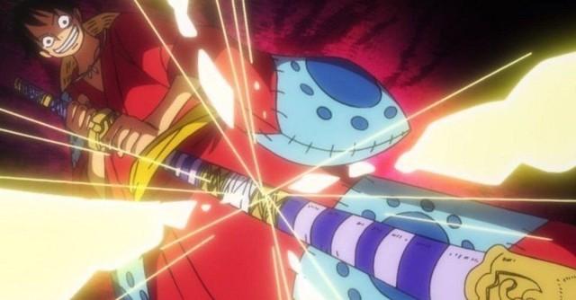One Piece: Top 6 loại vũ khí Luffy đã từng sử dụng, từ thô sơ đến hiện đại đều đủ cả - Ảnh 3.