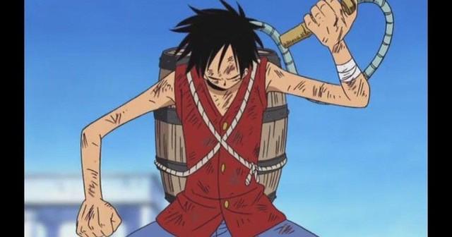 One Piece: Top 6 loại vũ khí Luffy đã từng sử dụng, từ thô sơ đến hiện đại đều đủ cả - Ảnh 6.