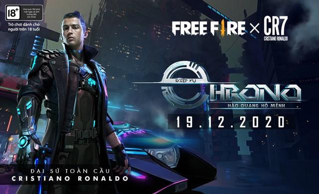 Vừa nổi cáu, Ronaldo làm một điều cực kỳ nghịch lý với Free Fire khiến cư dân mạng cảm thấy phấn khích - Ảnh 1.
