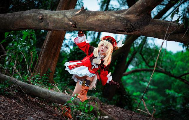 Rụng tim với cosplay Genshin Impact cực đỉnh của mỹ nhân Việt - Ảnh 4.