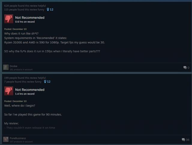 Nhiều game thủ lên tiếng chê bai Cyberpunk 2077, không hề tốt như kỳ vọng - Ảnh 2.