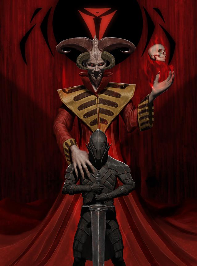 Asmodeus: Hoàng tử sắc dục của địa ngục, kẻ khiến cho cả người và quỷ run sợ - Ảnh 4.