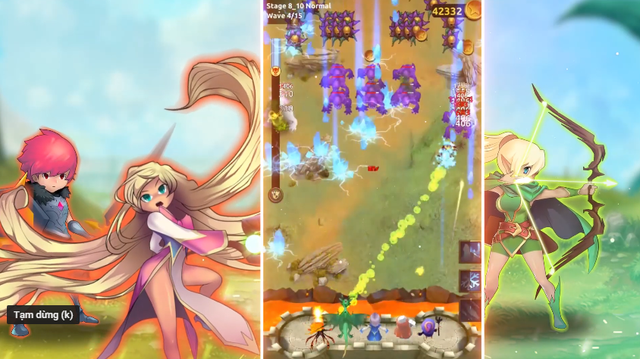 4 tựa game mobile đa thể loại, lối chơi cực hấp dẫn đang miễn phí tải về - Ảnh 3.