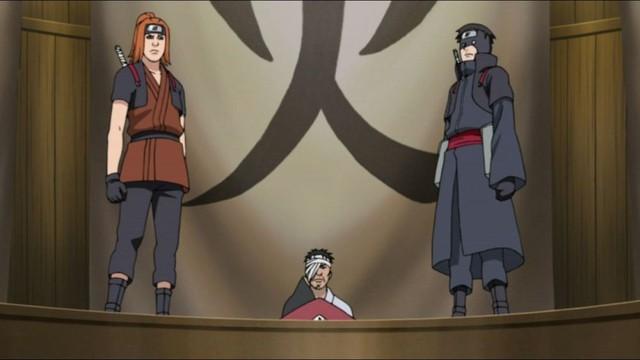 Boruto: Số phận của các vệ sĩ Kage thời Naruto Anh-1-16076805175631422560158