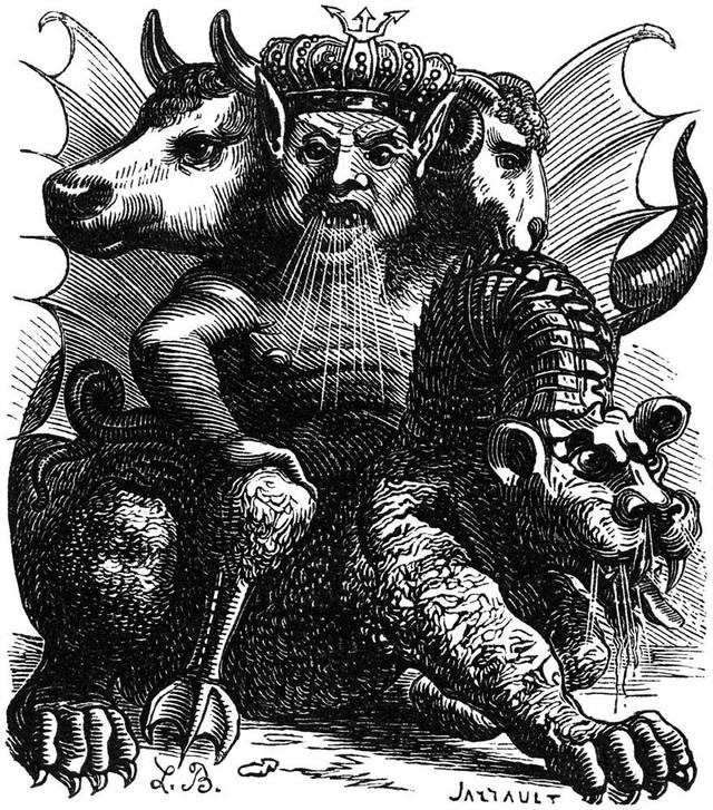 Asmodeus: Hoàng tử sắc dục của địa ngục, kẻ khiến cho cả người và quỷ run sợ - Ảnh 1.