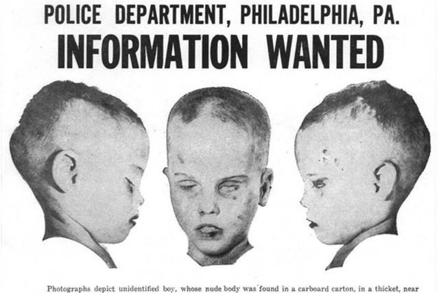 Cậu bé trong hộp - Vụ án mạng quái dị ở Philadelphia suốt hơn 60 năm vẫn chưa được phá giải - Ảnh 2.