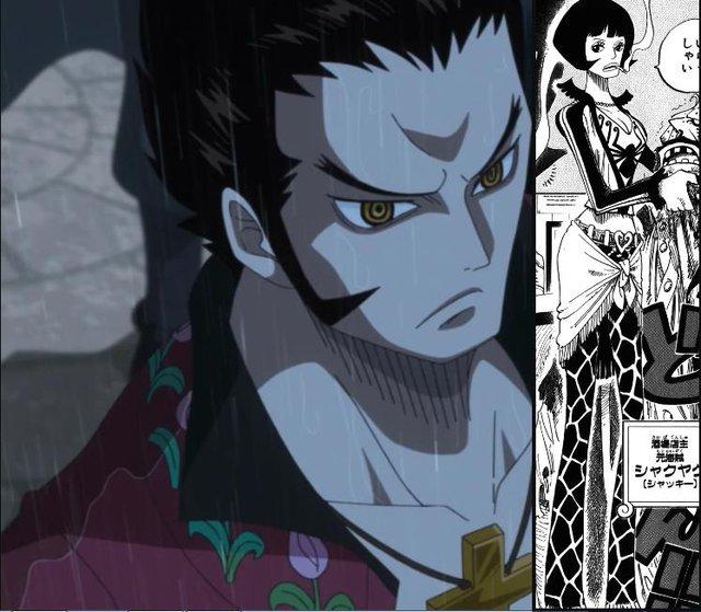 Giả thuyết One Piece gây sốc: Mihawk là con trai của Rayleigh nên mới quen biết và thân thiết với Shanks? - Ảnh 2.