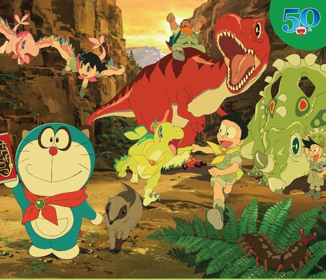 """Soi nhanh dàn bảo bối thần kỳ của Doraemon trong movie Nobita và Những Bạn Khủng Long Mới"""" - Ảnh 1."""