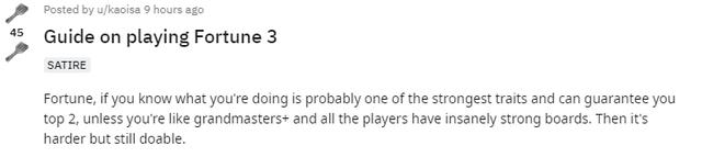 Đấu Trường Chân Lý: Mẹo độc từ cao thủ giúp người chơi có 95% tỉ lệ đoạt top 1-2 với 3 Thần Tài - Ảnh 2.