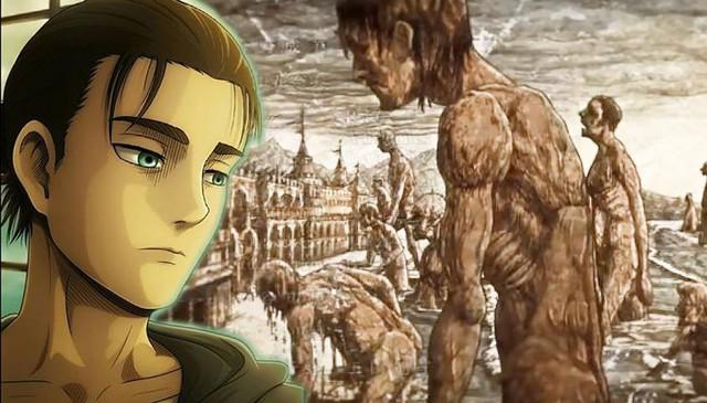 Dự đoán 5 cái kết đen tối của Attack on Titan, phải chăng tất cả chỉ là một cú lừa đến từ tác giả Hajime Isayama? - Ảnh 5.
