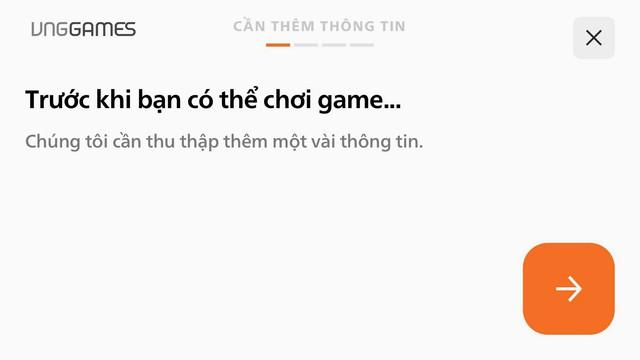 VNG làm game thủ Tốc Chiến phải hối hận khi cố tình khai sai thông tin, hậu quả người chơi sẽ mất hết - Ảnh 1.