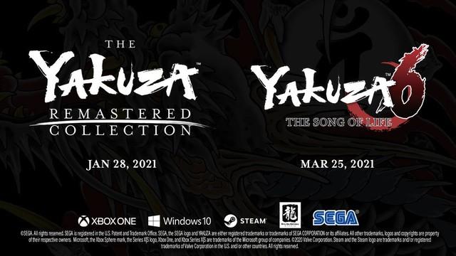 Dòng game giang hồ Yakuza 3, 4, 5 và 6 sẽ lên PC vào đầu năm sau - Ảnh 1.