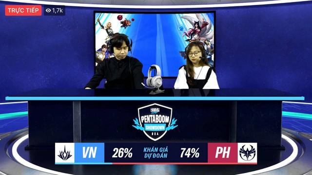 Pentaboom Tốc Chiến: Misthy và Bé Chanh phát ngôn gây sốc sau khi bán hành cho team Philippines - Ảnh 2.