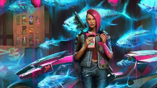 Game thủ đặc biệt chú ý! Chơi Cyberpunk 2077 có thể sẽ bị... co giật - Ảnh 1.