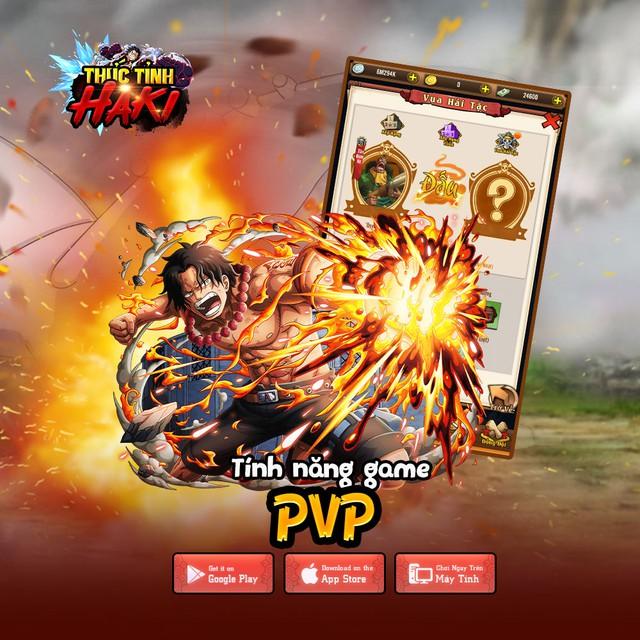 Thức Tỉnh Haki - game mobile chủ đề One Piece hấp dẫn sắp ra mắt tại Việt Nam - Ảnh 4.