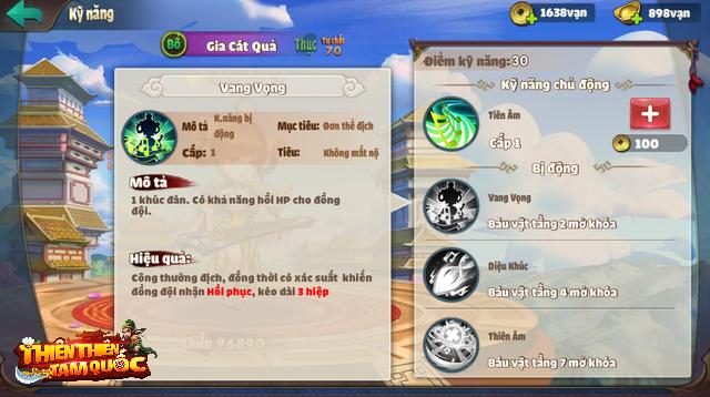 Vừa vào game đã tặng siêu buff, tìm đâu ra tựa game chiều nông dân được như Thiên Thiên Tam Quốc! - Ảnh 5.