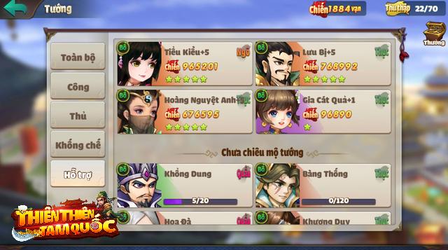 Vừa vào game đã tặng siêu buff, tìm đâu ra tựa game chiều nông dân được như Thiên Thiên Tam Quốc! - Ảnh 2.