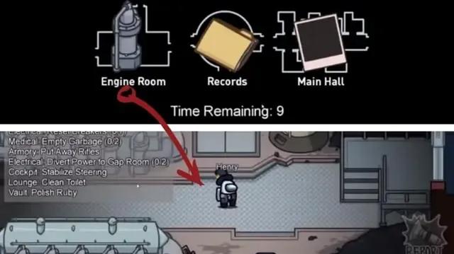 Map mới của Among Us bất ngờ được hé lộ tới game thủ, hấp dẫn như phim hành động - Ảnh 3.