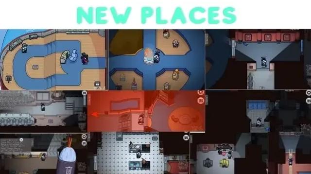 Map mới của Among Us bất ngờ được hé lộ tới game thủ, hấp dẫn như phim hành động - Ảnh 4.