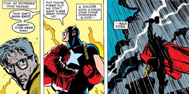 Marvel hé lộ bí mật của Đội trưởng Mĩ, sức mạnh siêu chiến binh không phải là thứ đáng quý nhất - Ảnh 3.
