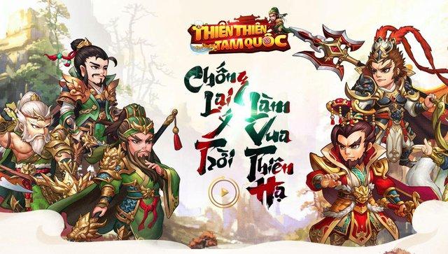 Thiên Thiên Tam Quốc ra mắt , xứng đáng game tuyệt đỉnh cuối năm dành co game thủ Ga-16078548940681247975633