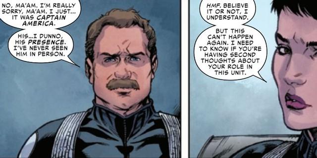 Marvel hé lộ bí mật của Đội trưởng Mĩ, sức mạnh siêu chiến binh không phải là thứ đáng quý nhất - Ảnh 2.
