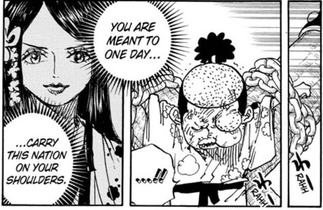 One Piece: Kế hoạch dùng Onigashima huỷ diệt Wano Photo-1-16078608194681777507764
