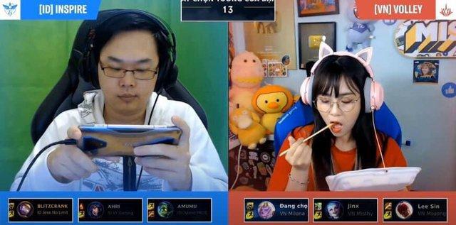 """Misthy để lộ hình ảnh """"kém duyên"""", Bé Chanh có điện thoại """"chí mạng"""" trên sóng livestream Tốc Chiến - Ảnh 3."""