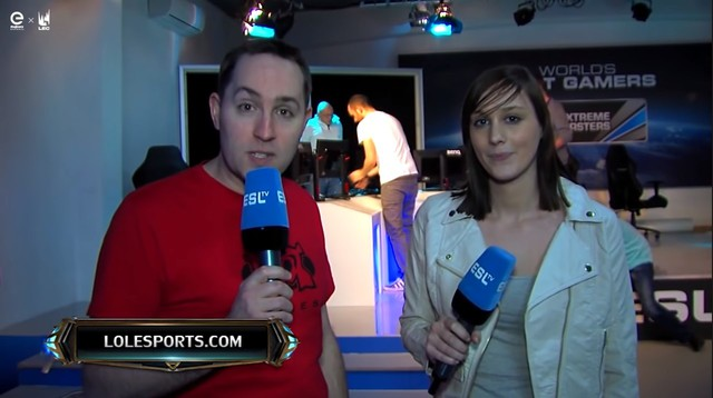 Esports Awards và The Game Awards nữ MC Sjokz Dẫn chương trình xuất sắc nhất Sjokz-16078266647531930274455