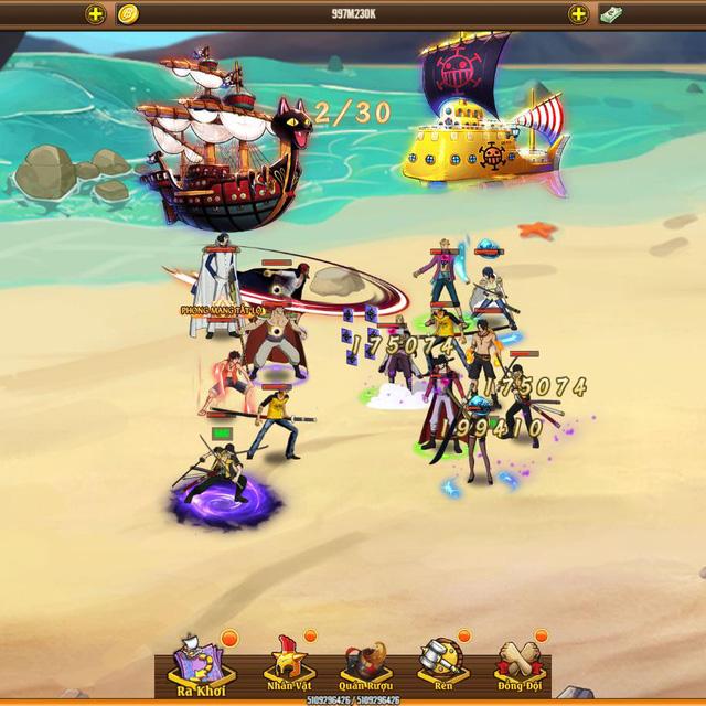 Game mobile đề tài One Piece Thức Tỉnh Haki công bố lộ trình ra mắt  Photo-1-16079368507502128739864