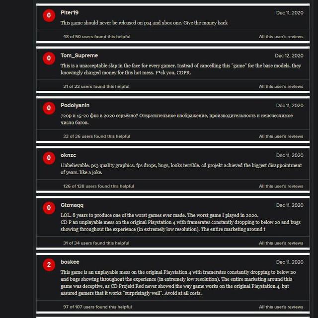 """Cyberpunk 2077 nhận """"bão dislike"""" từ cộng đồng game thủ Photo-2-16079332021221510335610"""