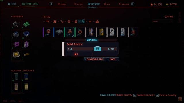 cách kiếm tiền và kinh nghiệm lắp ráp vô hạn trong Cyberpunk 2077 Photo-4-1607937796415809239990