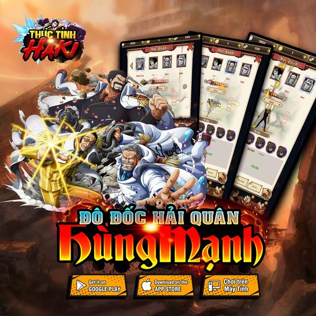 Game mobile đề tài One Piece Thức Tỉnh Haki công bố lộ trình ra mắt  Photo-5-1607936851654708434582